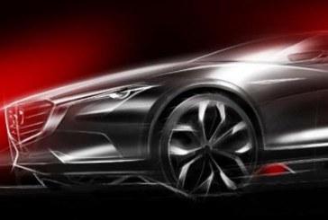 Mazda va dezvalui conceptul crossover Koeru la Salonul de la Frankfurt