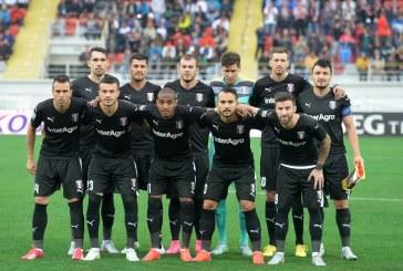 Fotbal: Astra a invins AZ Alkmaar, scor 3-2, in prima mansa a play-off-ului Ligii Europa