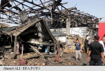 Statul Islamic a revendicat atentatul cu masina capcana din Irak