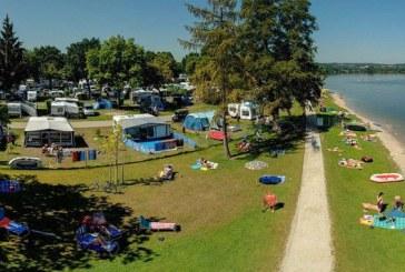 Turismul de camping, tot mai atractiv in Germania