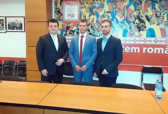 Ciprian Bogdan, noul presedinte al TSD Baia Mare