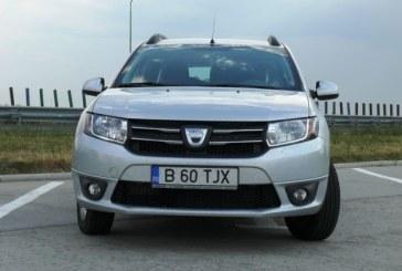 Test Drive Dacia Logan MCV