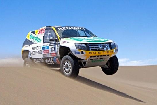 Auto: Raliul Dakar 2019- Nasser Al-Attiyah si-a consolidate pozitia de lider