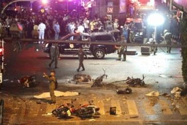 Thailanda: O noua explozie la Bangkok