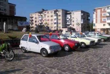 Orasul Baia Sprie a intrat in circuitul expozitiilor Retromobil