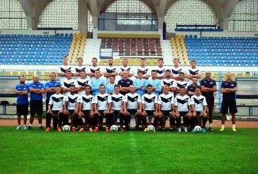 Fotbal: FCM Baia Mare rateaza doua puncte in confruntarea cu Chindia, dar ramane lider