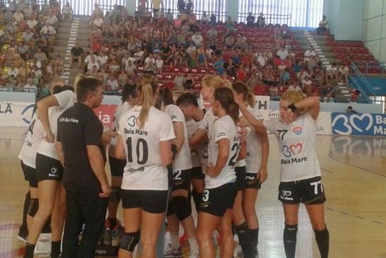 Handbal: HCM Baia Mare debuteaza in noua editie de campionat cu o victorie confortabila