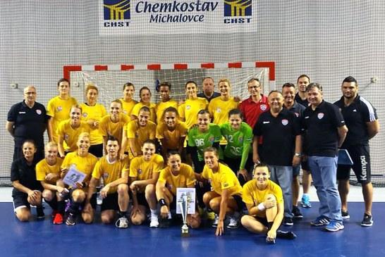 "HANDBAL. Memorialul ""Tomáš Jakubco"": HCM Baia Mare – Podravka 27-23"