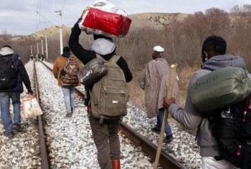 O mie de imigranti au ajuns in Ungaria