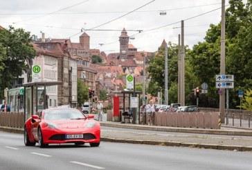 Europa: Vanzarile auto au crescut cu 2,7%, in octombrie