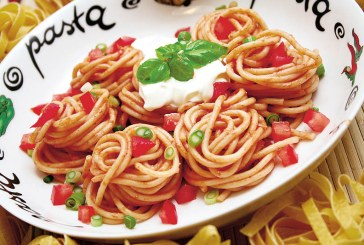 "Cercetatorii italieni au creat ""super-spaghetele"" sanatoase"