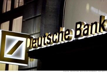 Deutsche Bank va concedia 25% din angajati