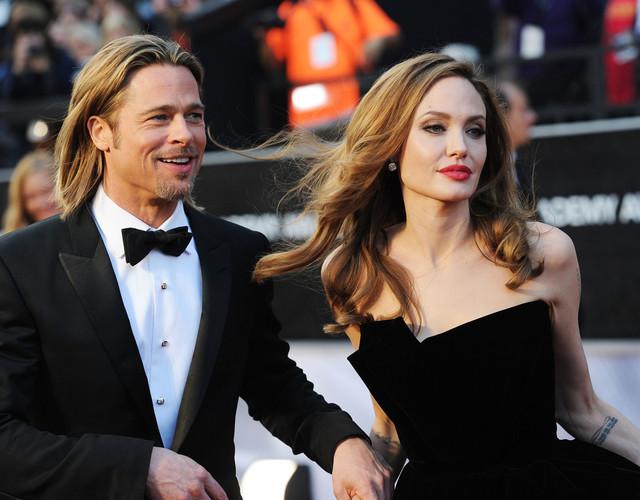 Brad Pitt si Angelina Jolie vor adopta un orfan sirian