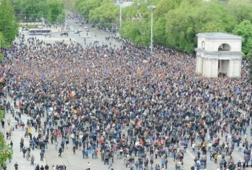 Alegeri in Republica Moldova: Un nou sondaj arata ca in viitorul Legislativ ar accede patru formatiuni politice