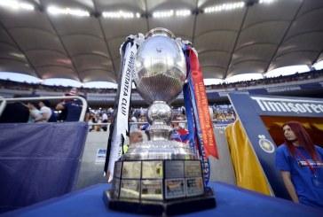 Fotbal: Transmisiile meciurilor din 16-imile Cupei Romaniei