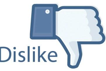 """Utilizatorii de Facebook sunt circumspecti cu privire la posibila introducere a unui buton de """"dislike"""""""