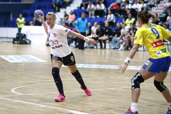 Handbal: 11 componente ale HCM Baia Mare, convocate la naţională