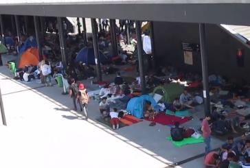 Aflux de imigranti: Gara de Est din Budapesta a fost evacuata