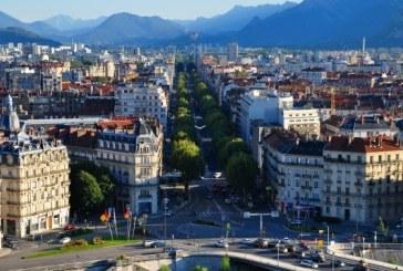 Orasul Grenoble generalizeaza limita de viteza de 30 de kilometri pe ora