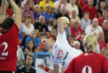 Handbal: HCM Baia Mare este in postura de a se lupta cu sanse mari pentru a ajunge in sferturile Ligii Campionilor