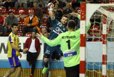 Handbal: Minaur invinge Galati la scor, dupa un meci linistit