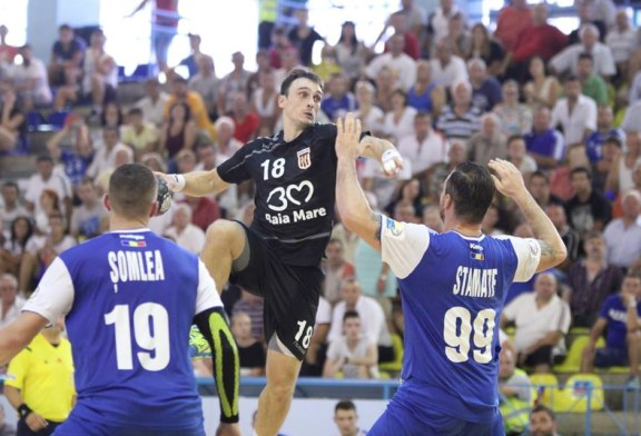 Handbal: Minaur bate Steaua… fa sedinta, du-te-n vestiar si cere-ti scuze!