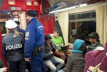 Circa 3.650 de imigranti au sosit luni cu trenul de la Budapesta la Viena