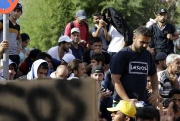 Peste 82.000 de refugiati au tranzitat Croatia in drumul lor catre Occident