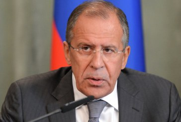 Lavrov: Rusia nu poate permite destramarea Siriei, deoarece alternativa ar fi califatul