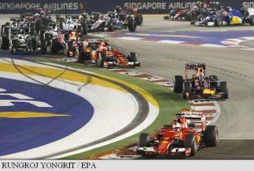 Formula 1: Sebastian Vettel (Ferrari) a castigat Marele Premiu al statului Singapore