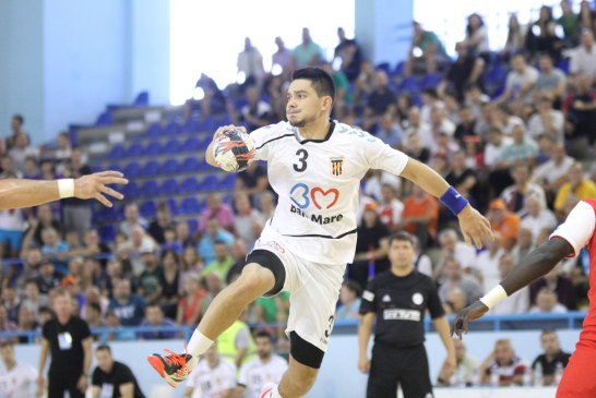 Handbal: HCM Minaur scoate un rezultat de egalitate in deplasare cu Steaua