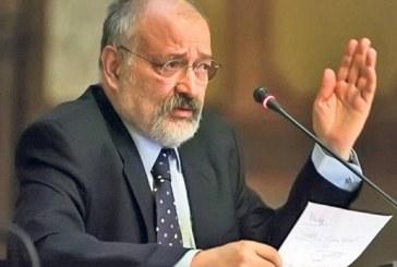 Stelian Tanase, demis de Parlament de la conducerea TVR