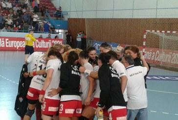 Handbal: HCM Baia Mare s-a calificat pentru a treia oara consecutiv in grupele Ligii Campionilor