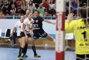Handbal: HCM Baia Mare castiga la Braila, dar pierde prima pozitie in clasament