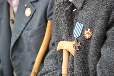Ziua Veteranilor de Razboi, marcata in Baia Mare