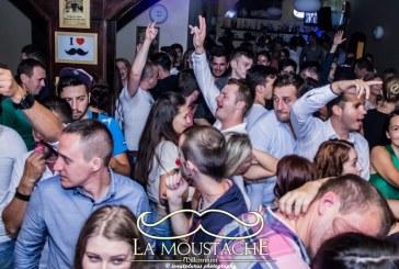 Zu Party revine in Baia Mare: Cei mai bine cotati DJ din tara te asteapta in pub-ul La Moustache