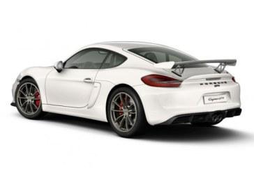 Porsche dezvolta modelul Cayman GT4 Clubsport