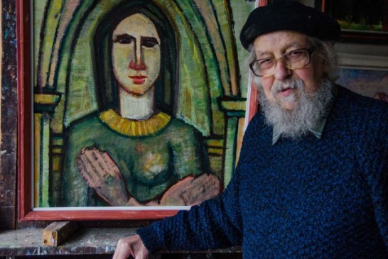Artistul baimarean, Dudas Gyula a incetat din viata