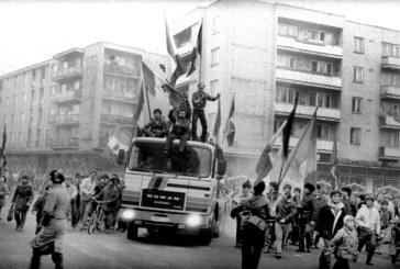 Cum a fost Revolutia din 1989 in Baia Mare (VIDEO)