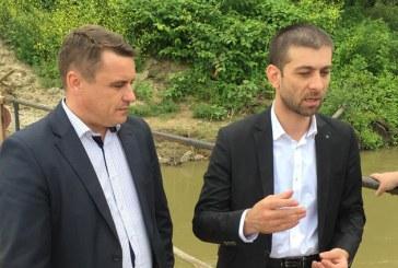 Gabriel Zetea: Lucian Morar a reusit sa invie proiectul podului peste raul Somes