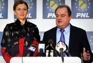 Alina Gorghiu si Vasile Blaga vin in Maramures. Afla cand