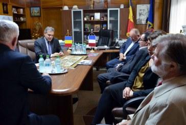 Ambasadorul Frantei, vizita in Maramures. Vezi motivul