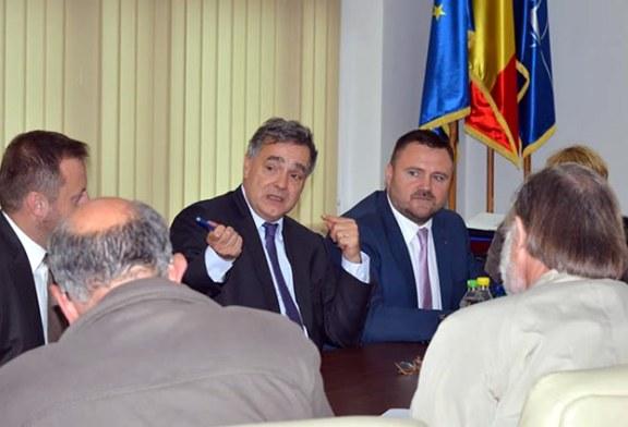 Ce i-a spus Zamfir Ciceu ambasadorului Frantei in Romania