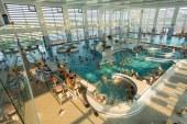 VIDEO: Distractie maxima si relaxare la Aquastar Satu Mare!