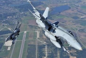 Siria: Aviatia rusa a distrus un centru de comanda al Statului Islamic