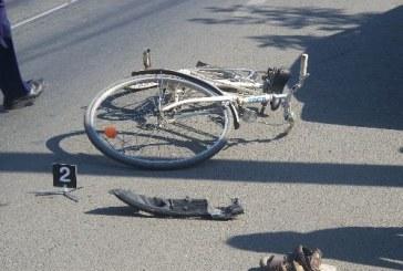 Maramures: Biciclist accidentat mortal