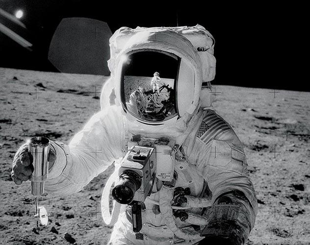 Rusia vrea sa trimita cosmonauti pe Luna in 2029