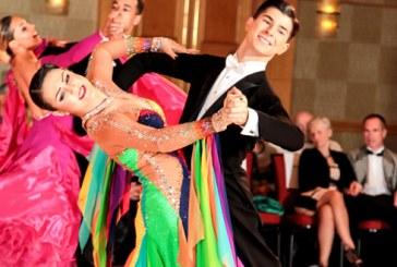 Baimareanul Florin Vlad si Natalia O'Connor participa la Cupa Mondiala de Dans Sportiv