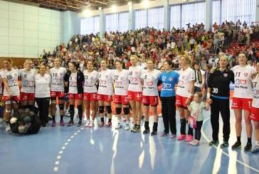 Handbal: HCM Baia Mare a plecat sper Ljubljana cu autocarul