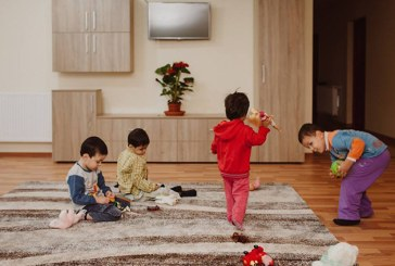 HHC Romania a deschis doua case de tip familial la Cluj (FOTO)